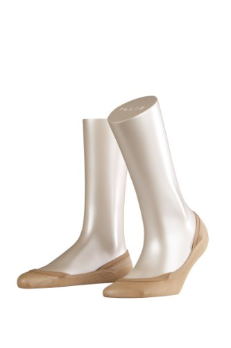 FALKE Elegant Step 44012 Damen Flinge und Zehensocken, Gr. 39/ 42, Hautfarben (powder 4169)