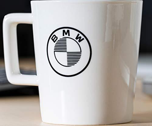 BMW Tasse/Becher/Kaffeebecher/Porzellantasse/Weiß /