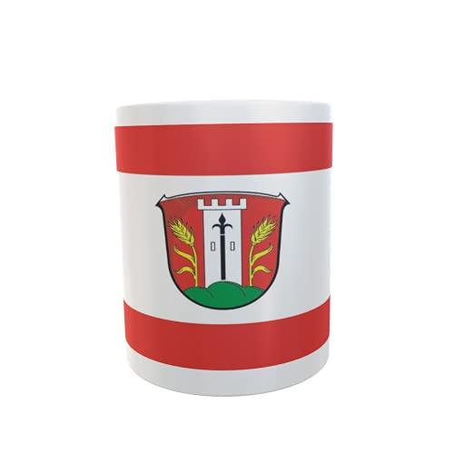 U24 Tasse Kaffeebecher Mug Cup Flagge Frielendorf