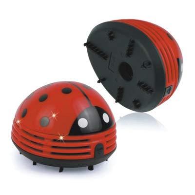 Mini aspirapolvere da tavolo Piccola macchina per la pulizia Beetle Aspirapolvere Regalo creativo
