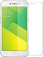 OPPO A37 Tempered Glass Screen Protector by Muzz