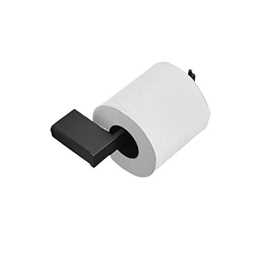 FGA Edelstahl Schwarz Farbe Papierhandtuchhalter Einfache Nordischen Stil Bad Toilettenpapierhalter Rollenhalter