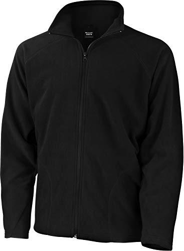 Micron Fleece-Jacke, Farbe:Black;Größe:XXL XXL,Black