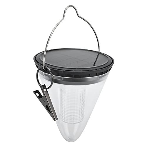 Eosnow Luces Colgantes para Exteriores, lámpara Solar LED Conveniente y rápida para Patios, Jardines, Lugares escénicos y Balcones