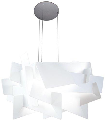 Nodor ISLA Artica Design Lampenhaube/Dunstabzugshaube