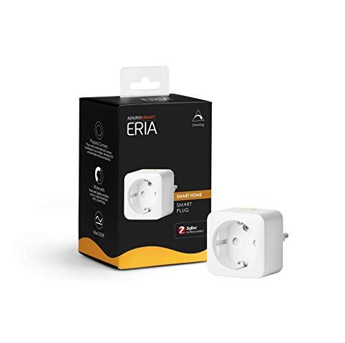 AduroSmart Smart Steckdose Dimmbar u. a. kompatibel mit AduroSmart, Hue und Alexa, weiß, 81855