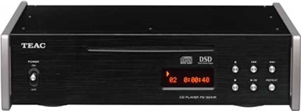 TEAC PD-501HR-B CD Player with DSD and PCM: Amazon co uk