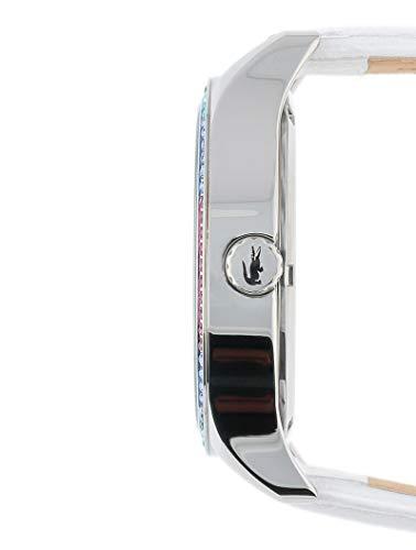 Lacoste Femme Analogique Quartz Montre avec Bracelet en Cuir 2000822