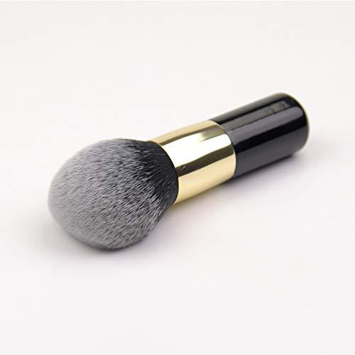 Brosse de fondation portative Scrub Fondation Brosse de base liquide BB Brosse pour la crème Brosse pour le visage Brosse de maquillage pour débutant