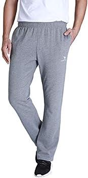 Camel Crown Men's Active Jogger Pants Soft Casual Trousers