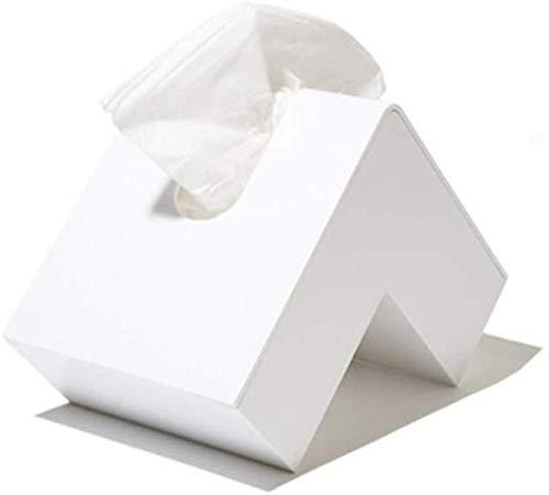 LLDKA Porta zakdoeken voor Het Gezicht met Kleenex weefsels kubus naar badkamer, badkamer, nachtkastje, bureau Bureau of Witte Tafel