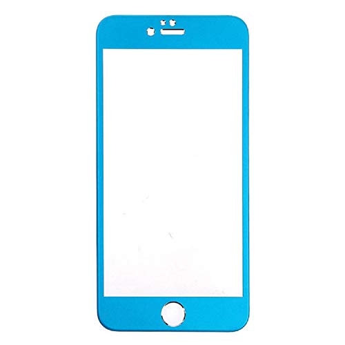 Movilrey Protector para Apple iPhone 6 Plus 5.5 Color Azul Completo 3D...