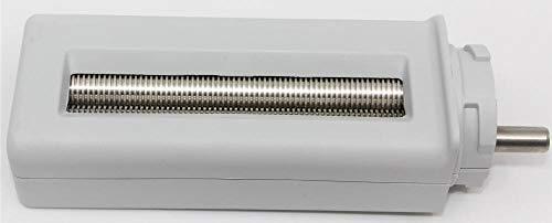 ORIGINAL VORSATZ ZU NUDELMASCHINE GSD LASANGE/SUPPENNUDELN/BANDNUDELN/Spaghetti/SCHUPFNUDELN - Made IN Germany (1mm Suppennudeln/Capelli d´Angelo/Engelshaar)