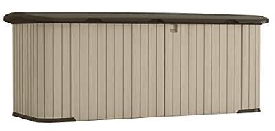 GS17500 Suncast 36-Cubic Premium Multi-Purpose Storage Shed