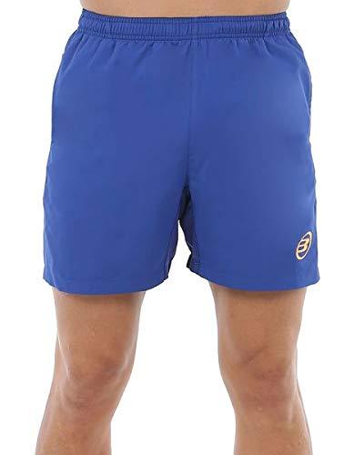 Bullpadel Short Coimbra Pantalón Corto, Hombre, Azul Real, S