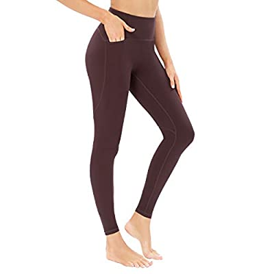 Amazon - Save 50%: Davenil Women's High Waist Yoga Pants with Pockets Water Resistant…
