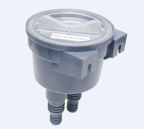 Kühlwasserfilter mit Edelstahl Filtereinsatz