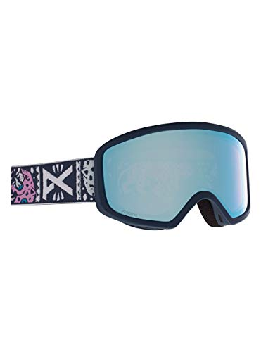 Anon Damen Deringer MFI Snowboard Brille, Noom/Perceive Variable Blue