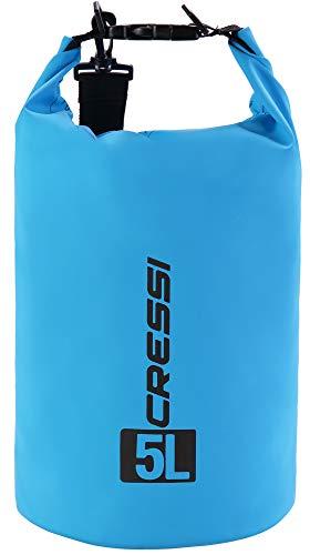 Cressi Dry Bag Mochila Impermeable para Actividades Deportivas, Unisex Adulto,