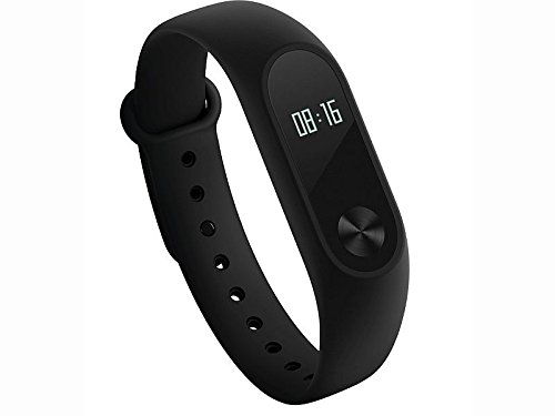 Xiaomi Band 2 Mi Band 2 Sport Wristband Bracelet Bracelet intelligent Fitness Tracker Heart Rate Monitor, Noir