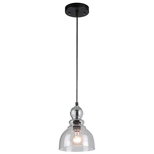 Westinghouse Lighting 6100800 Fiona One-Light Indoor Mini Pendant