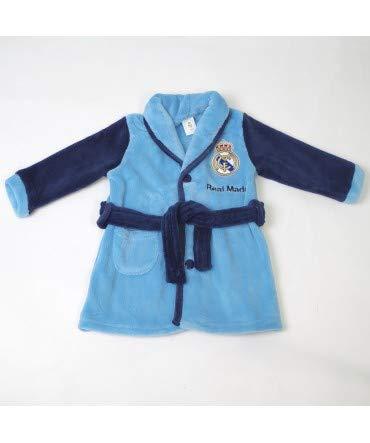 10XDIEZ Bata Real Madrid Bebe 305b coralina - Tallas beb