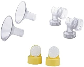 Medela Breast Shields, Connectors, Valves and Membranes (24mm Shields)