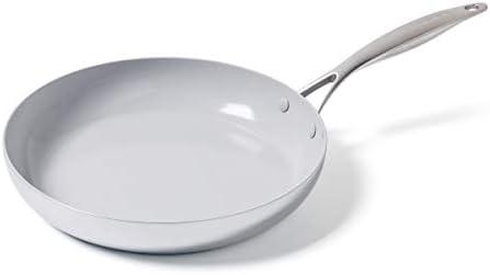 GreenPan Venice Pro Ceramic Nonstick Frying Pan 11 Light Grey product image