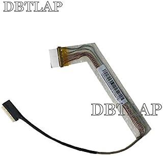 DBTLAP Nuevo para ASUS EEE PC 1025C 1025CE LCD Cable 1422-011U000 14G225012101 DD0EJ8LC020