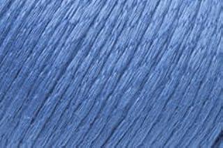 Katia 50 g Concept All Seasons Cotton - Couleur 19 bleu - Coton mercerisé de qualité supérieure - Convient pour toutes les...