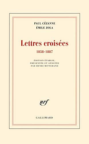 Lettres croisées: (1858-1887)