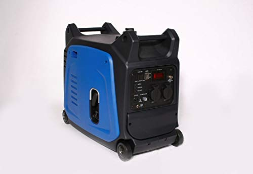 LTS 3.5 KVA Silent Generator Electric Start (Remote Controlled)