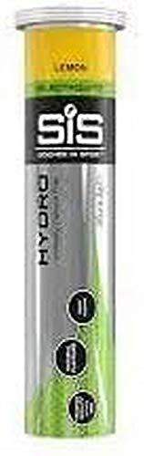 SiS Science in Sport Go Hydro - Compresse per l'Idratazione - Gusto Limone - Tubo da 20