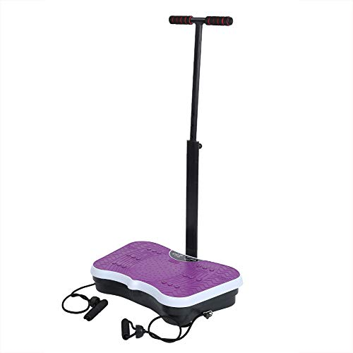 Buy Discount AYNEFY Body Shaping Machine, Whole Body Platform Shaped Vibration Exercise Balance Fitn...