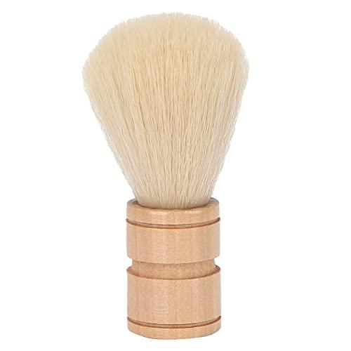Cepillo para barba, carro de limpieza profesional, grano de madera, cepillo de...