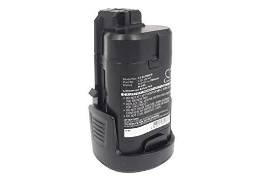 CS-BST366PW Akku 1500mAh Kompatibel mit [Bosch] AHS 35-15 Li, AHS 45-15 Li, ART23-10.8, PMF 10.8 LI, PSM 10.8 LI, PSR 10.8 Li-2 Ersetzt 2 607 336 863, für 2 607 336 864