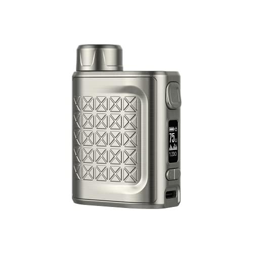 Eleaf iStick Pico 2 Box Mod, Akkuträger, 75 Watt, e-Zigarette, silber