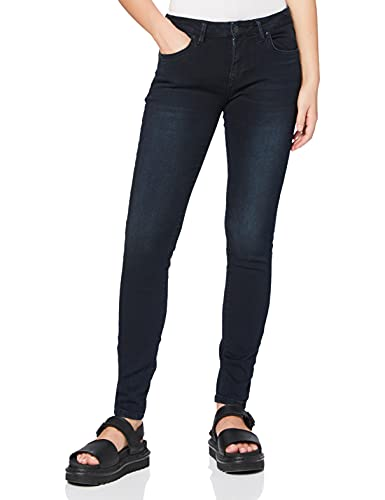 LTB Jeans Damen Nicole Skinny Jeans, Blau (Parvin Wash 51272), W28/L30