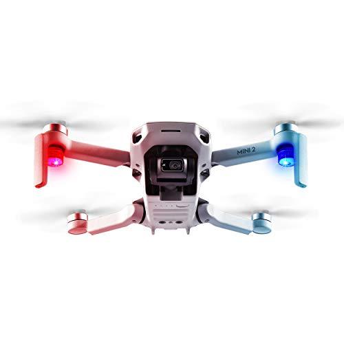 STARTRC Drone LED Luci notturne di Segnalazione di Allarme di Volo Luci...