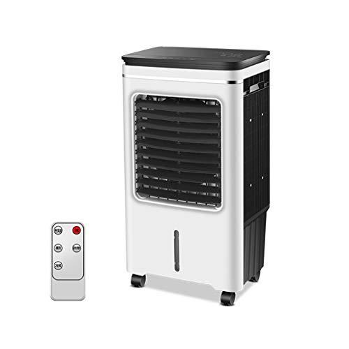 Ventilateur de climatisation Ventilateur de réfrigération humidification Ventilateur de Refroidissement à Eau Froide, Ventilateur de Refroidissement, Refroidisseur d'air à Usage Domestique, 12 Heure