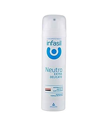Desodorante en spray Infasil neutro extra delicato 48 h antitranspirante, 150 ml