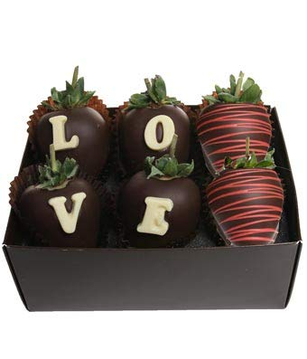 Gifts Love Chocolate Covered Berry Box Buy Online In Solomon Islands At Solomon Desertcart Com Productid 56345338