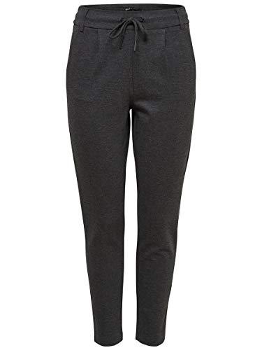 ONLY Female Hose Einfarbige M32Dark Grey Melange