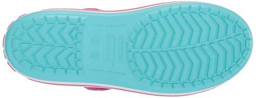 crocs Crocband Sandal Kids, Unisex, Blau - 6