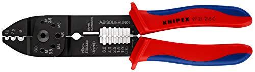 KNIPEX Crimpzange (230 mm) 97 21 215 C