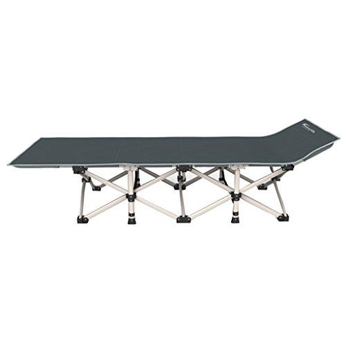 XITER grijs opklapbed eenpersoonsbed ligstoelen kantoor Siesta bed tweepersoonsbed Canvas Camp bed ziekenhuis bed gast bed