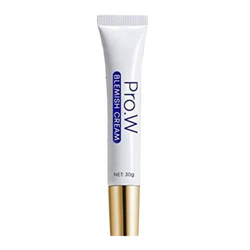 2PCS Pro.W Blemish Cream- Whitening Cream, Aufhellende Creme, Altersflecken Creme,Flecken Creme pigmentflecken entferner