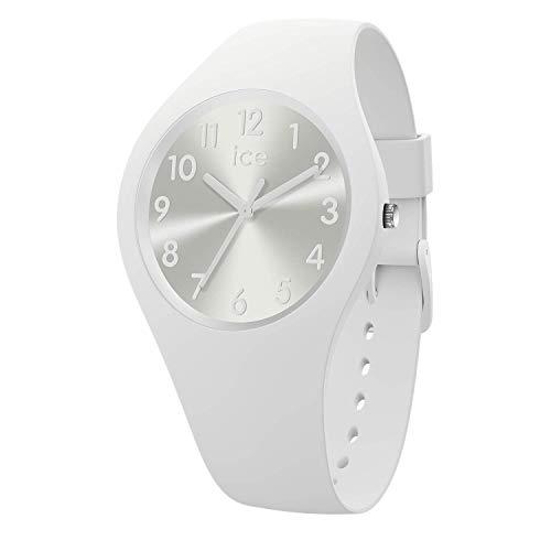 Ice-Watch - ICE colour Spirit - Orologio bianco da Donna con Cinturino in silicone - 018126 (Small)