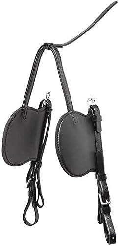 Zilco standard clignotantes les joues Taille poney