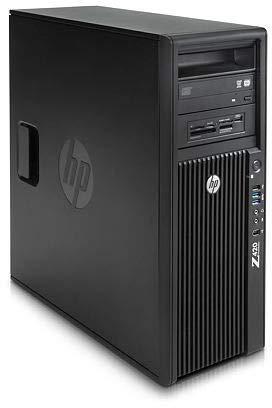 HP K Z420 Xeon E5-1620v2 4x2GB **New Retail**, BWM639ET13-ABY (**New Retail** ECC1000G Nordic Version)